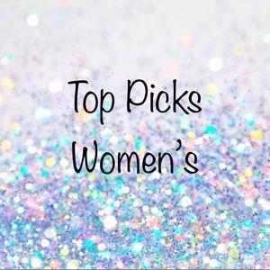Top Picks for women in my closet!
